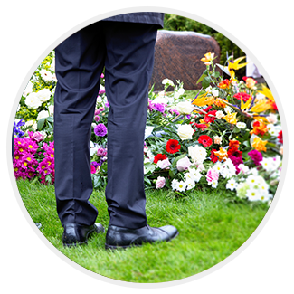 Paradise Memorial Funeral Home Ground Burial